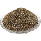 Chia Seeds - Chia Beej - Tokma Dana - Salvia Hispanica