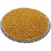 Yellow Mustard Seeds - Sarso Pili Beej - Peeli Sarson Beej