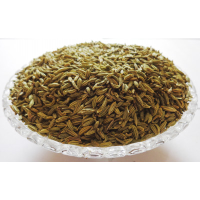 Fennel Seeds Thick - Saunf Moti - Aniseed - Foeniculum vulgare Mill