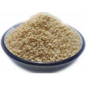 White Sesame Seeds - Safed Til - Sesamum Indicum