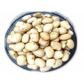 Kaunch Seeds White - Kauch Beej Safed - Konch - Mucuna pruriens White