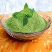 Podina Powder - Pudina Powder- Mentha arvensis